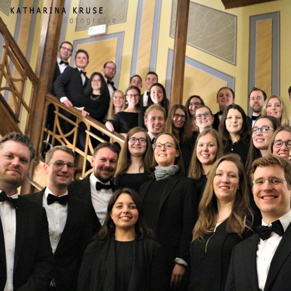 JuVokal beim hessischen Chorwettbewerb, Foto: Katharina Kruse