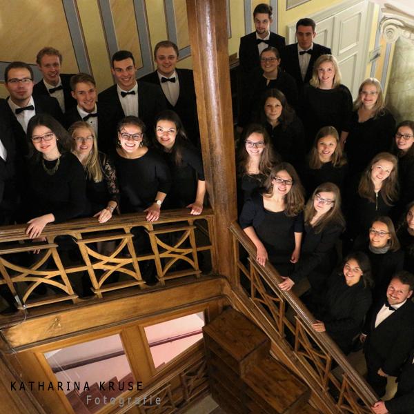 JuVokal beim hessischen Chorwettbewerb 2017, Foto: Katharina Kruse